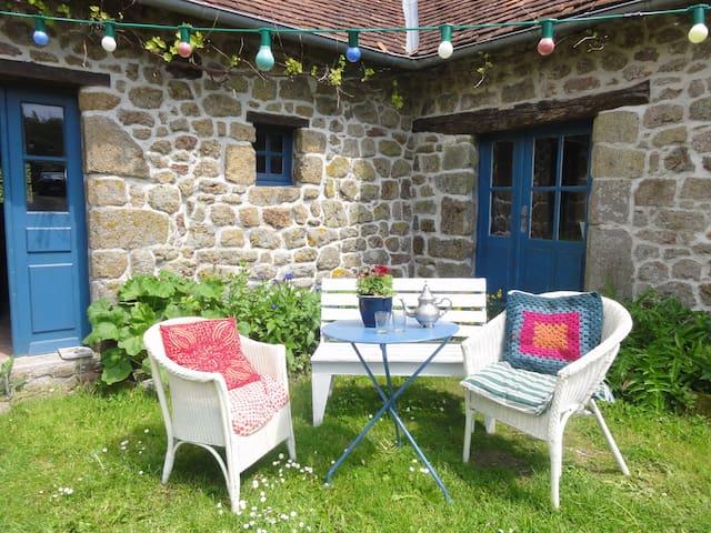 La Grange : vieille maison de pays - Putanges-Pont-Écrepin - Dom
