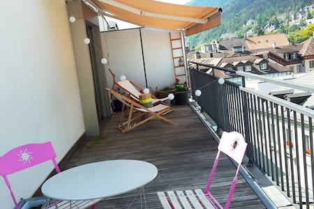 Charming flat in Biel city center - Biel/Bienne