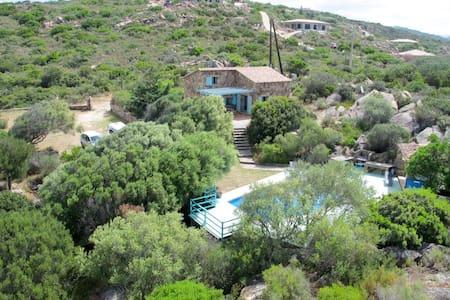 Villa avec piscine à 5 mn de la mer - Sartène - Вилла
