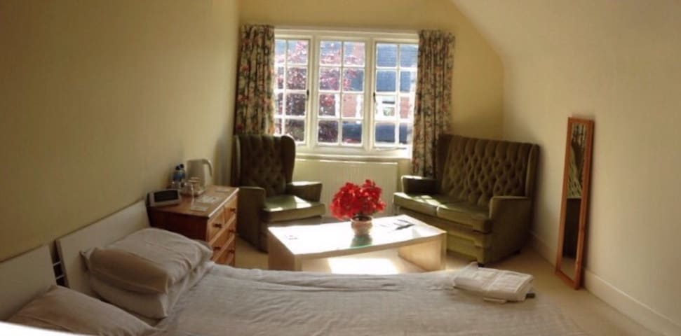 Beautiful House in Centre of Romsey - Romsey - Bed & Breakfast