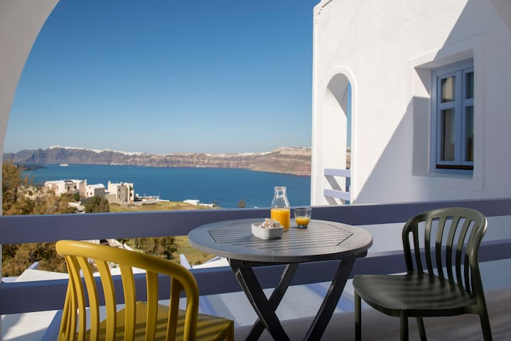 Junior Apartment with Caldera View