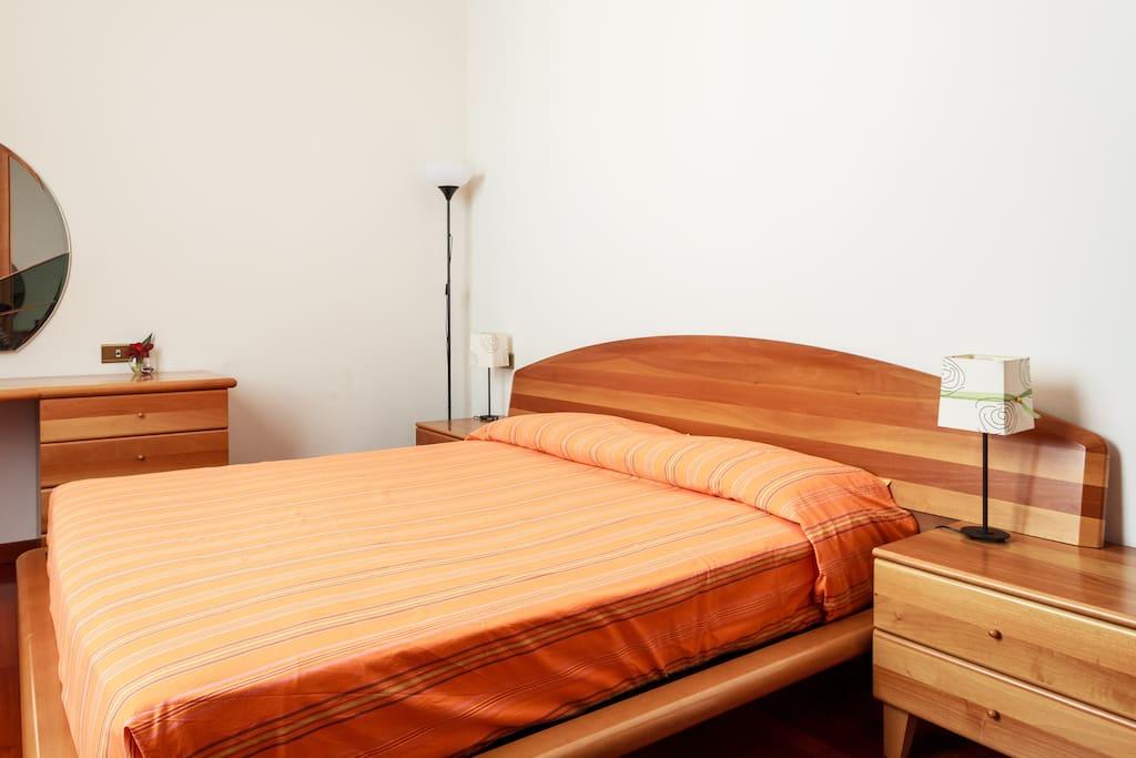 Stanza matrimoniale Master bedroom