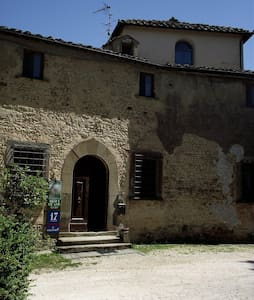 Stanza in villa toscana  B&B - MONTESPERTOLI - Bed & Breakfast