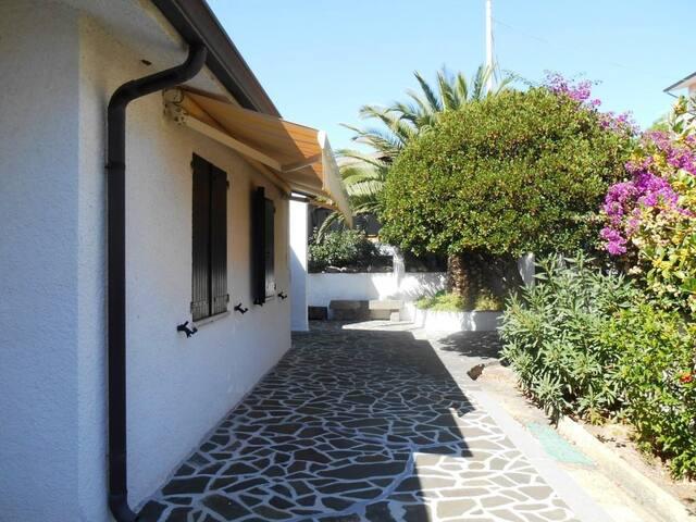villa al mare in Sardegna