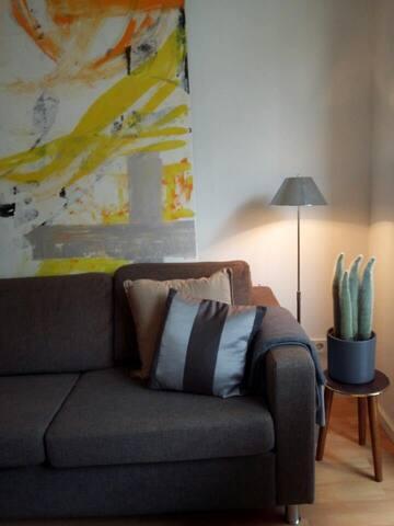 cozy private room - Berlino - Bed & Breakfast