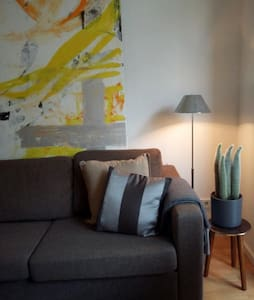 cozy private room in urban Berlin - Berlin - Bed & Breakfast