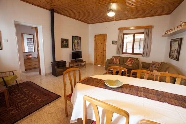 Dorina Cottage 2 Retro House - Agios Mamas - Hus