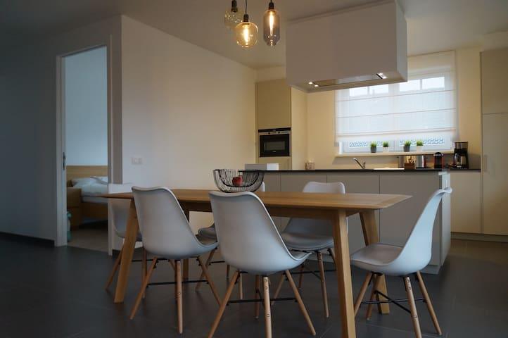 stijlvol appartement 100m vh strand - Cadzand - Apartment