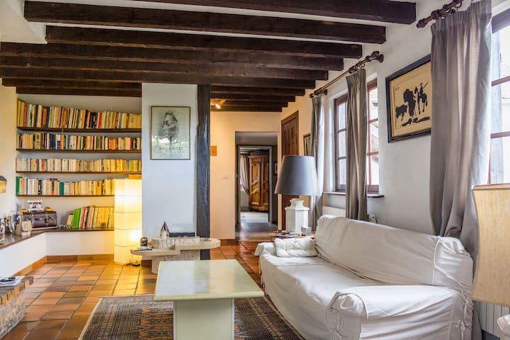 Chambres doubles Maison Alsacienne