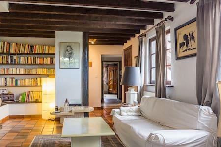Chambres doubles Maison Alsacienne - Obermorschwihr