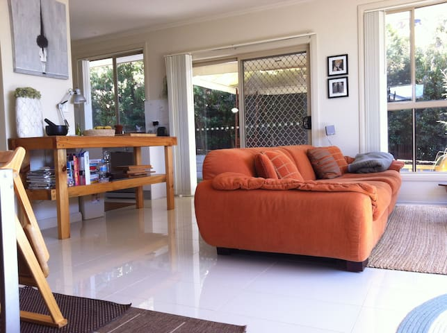 Modern small family townhouse - Ryde - Huis