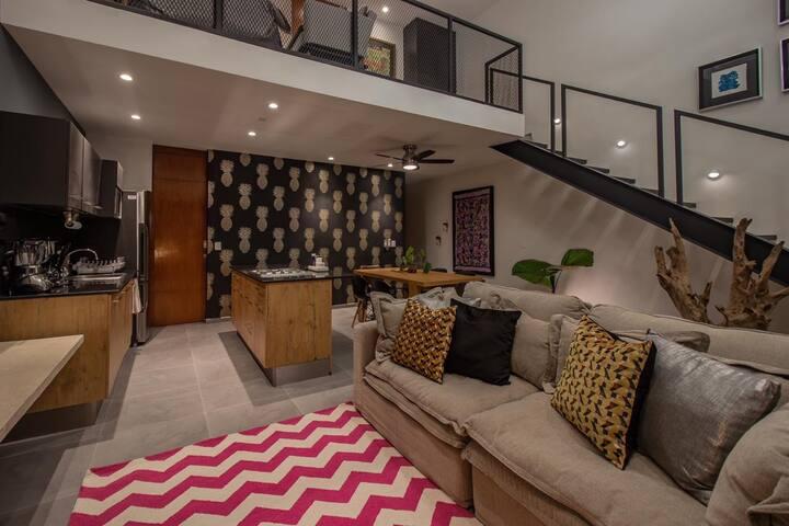 Casa Gracia | Increible loft en el Norte