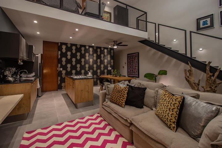 Casa Gracia   Increible loft en el Norte