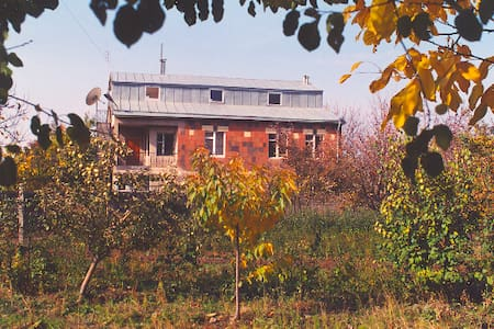 Azhdahak B&B. 20km from Yerevan