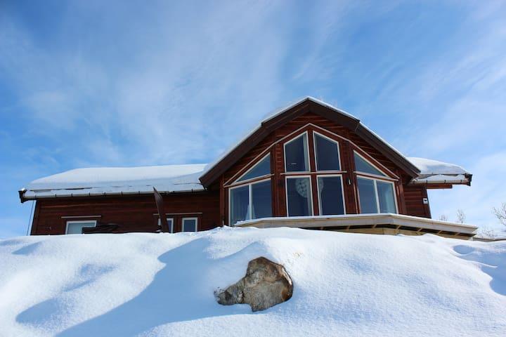 Skarsfjorden: 40,7 km. from Tromsø airport