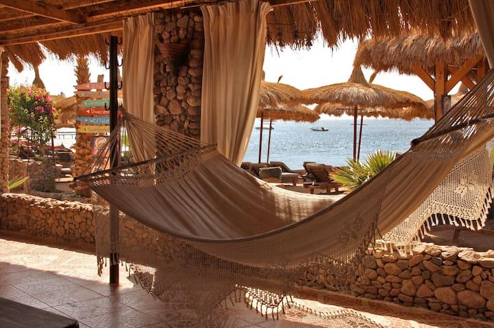 Strand-Gästezimmer am Meer