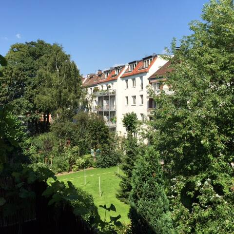"EIMSBÜTTEL - Nähe ""Schanze"" - Hamburg - Apartment"