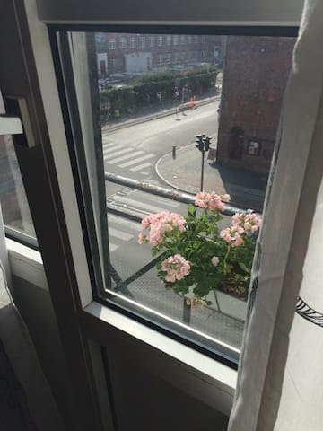 Appartment on Amager -next to metro