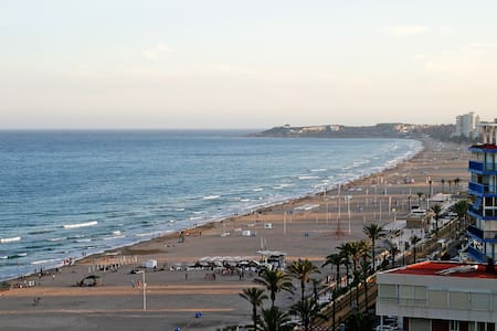 Beach apartment - El Campello
