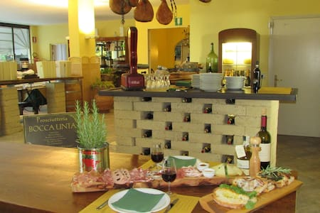 Casa a Montepulciano - Montepulciano Stazione - Bed & Breakfast