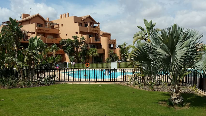 Apartamento Mar Menor Golf Resort - Torre-Pacheco - Departamento