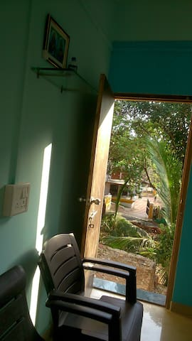At Assagao,Mapusa, Goa, one room studio furnished - Assagao - Hus
