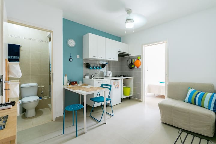 B&B in Ashkelon - Ashqelon - Apartment