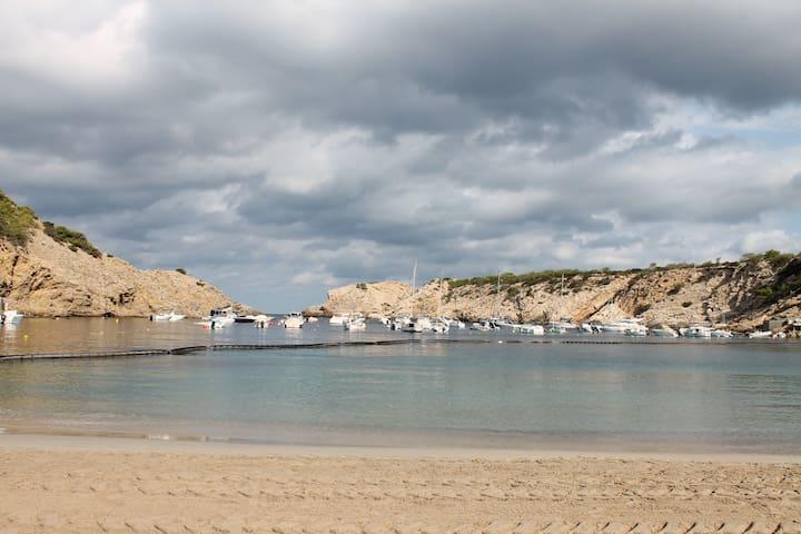 Casa Mina - Cala Vadella - Ibiza - Sant Josep de sa Talaia - Apartment