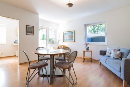Zwei Zimmer Appartement nahe Düsseldorf - Apartment