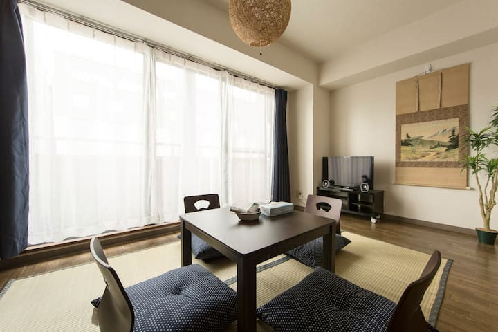 2rooms 2mins walk Kyoto station