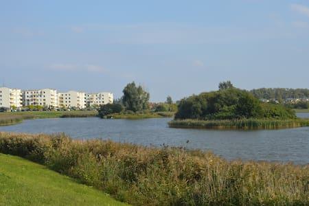MIESZKANKO NAD STAWEM-15 m OD RYNKU - Gdańsk