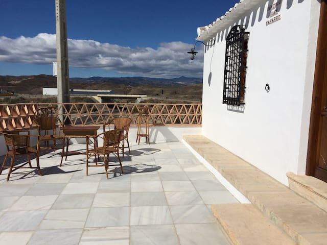 Casa rural/Cortijo Juan Navarro - Albox - House