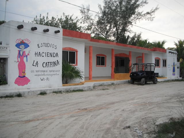 Estudios CATRINA  Basic (3 people) - Holbox - Appartement