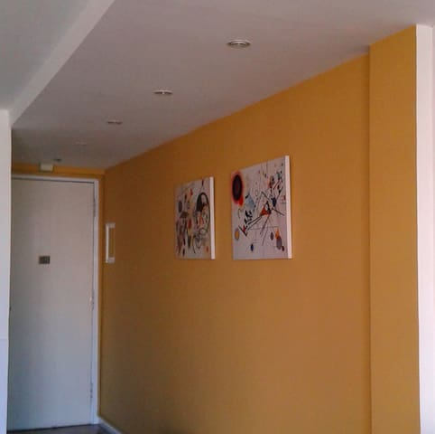 Spacious private room near Palermo! - Buenos Aires - Huoneisto
