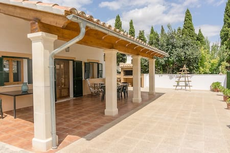 Mallorquine House in Binissalem - Binissalem-Mallorca DO