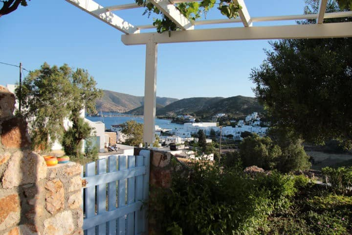 Apartment in Grikos, Patmos