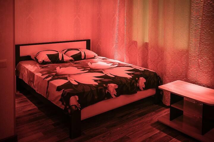 Гостиница в центре Астрахани