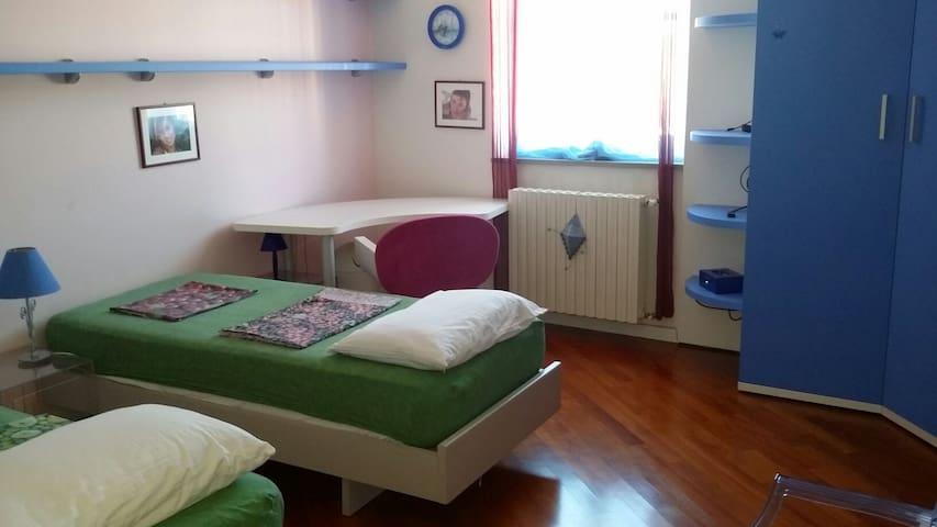 Appartamento camere+bagno centro - Gorizia