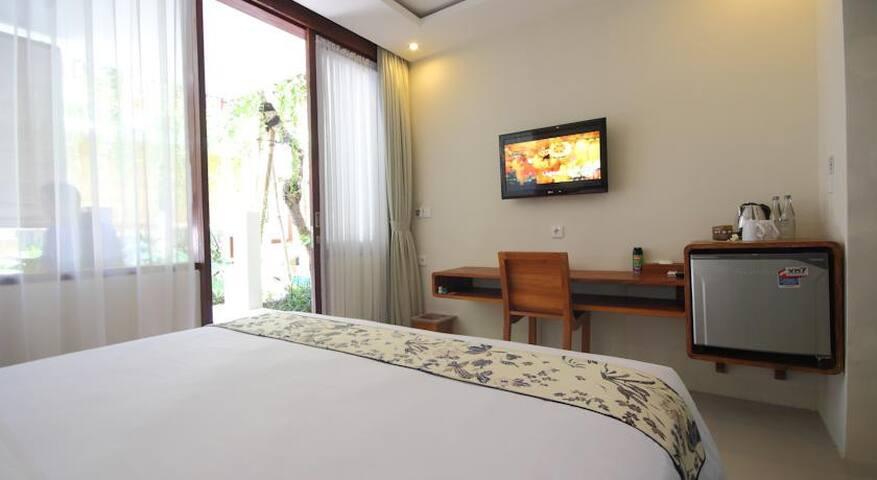Comfortable Room Great Location - Seminyak - Penzion (B&B)