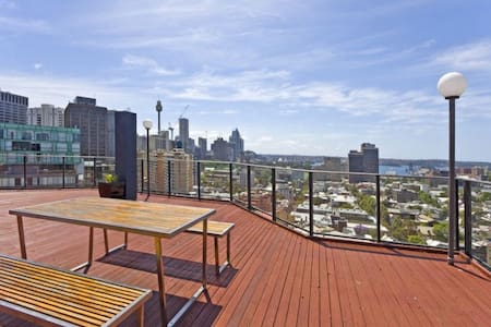 Med/Long-Stay Modern, Sydney Heart