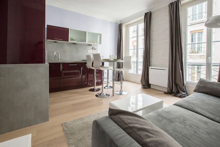 Nice & affordable in heart of Paris