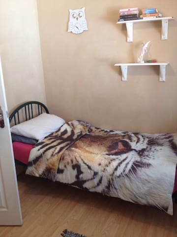 Spacious Single Room in Bournemouth - Bournemouth - Hus