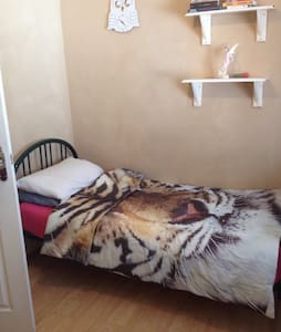 Spacious Single Room in Bournemouth - Bournemouth