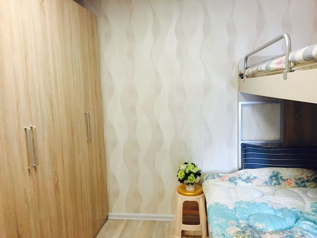 Cozy Apt. at Changyang Subway Sta. - Peking - Wohnung