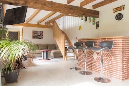 Gîte proche mer - Cote Normande - Vittefleur - Haus
