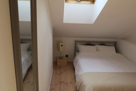 Oldtown attic - Apartamento