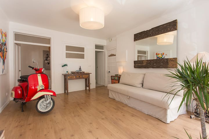 VESPA APARTMENT - BY MAYORAL