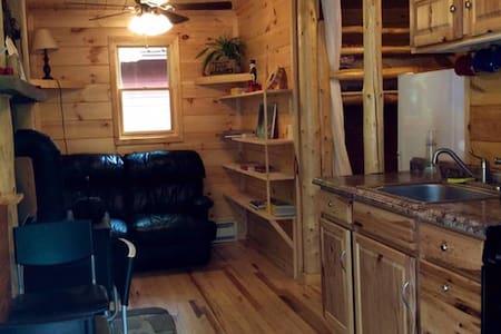 Wilson Cabin w/ fireplace - Annsville