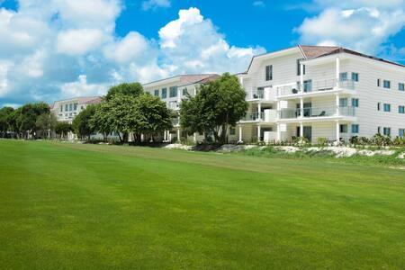 Brand New 2BR Golf -GYM -POOL-BEACH