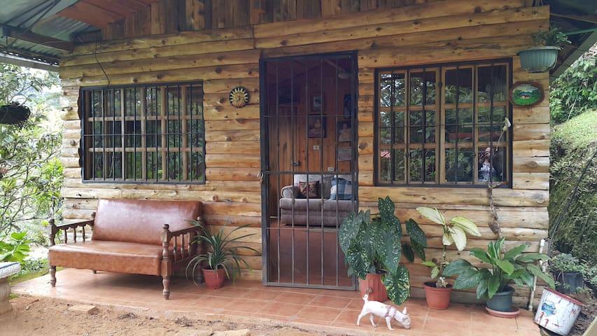 Private coutage in the rain forest - Cartago - Casa de campo